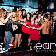 The Chain Gang Strippers Earth Nightclub (Drogheda) August 2012